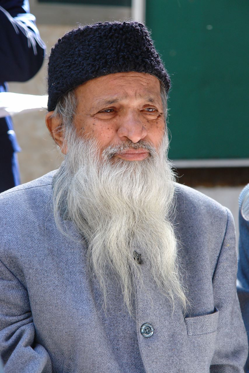 Picture of Abdul Satter Edhi