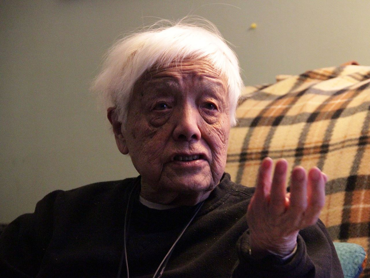 Picture of Revolutionary Grace Lee Boggs