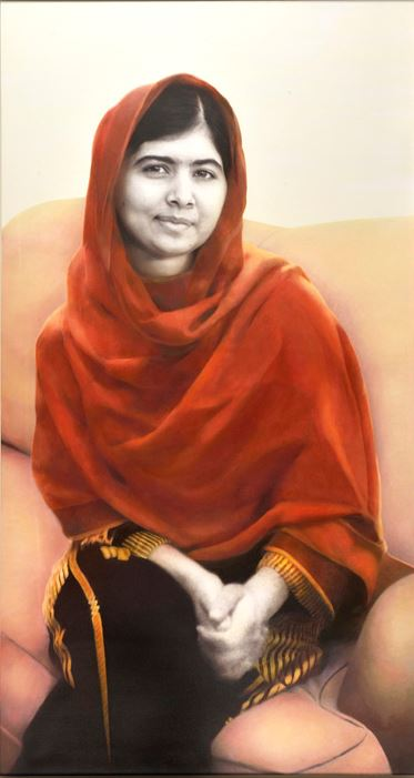 Picture of Malala Yousafzai: The One With a Voice