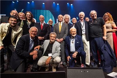 Picture of Buzz Aldrin, Elon Musk, Tony Fadell, Brian May, and all Apollo Astronauts Make Landings at STARMUS V to Round Out History's Most-Impossible Science Festival