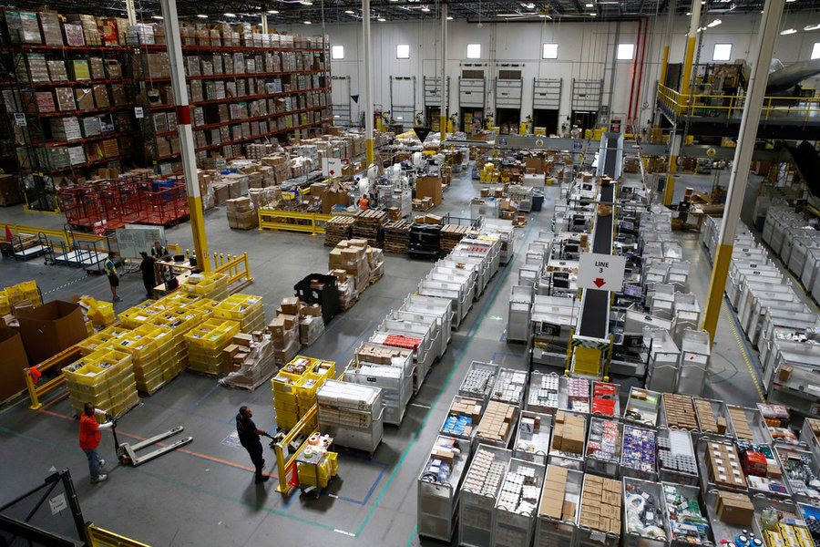 Picture of Why Amazon 'upskills' its workers