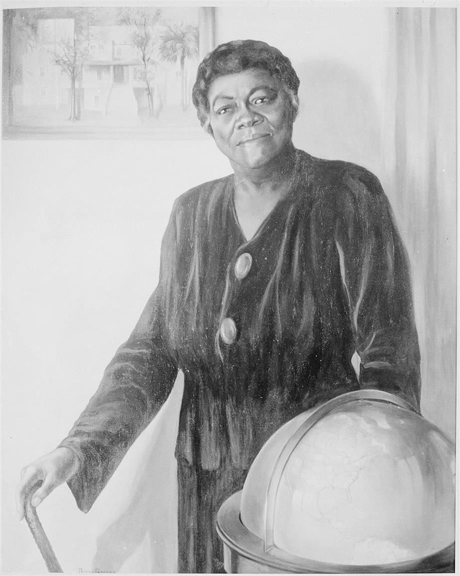 "U.S. National Archives and Records Administration, ""Portraits of Outstanding Americans of Negro Origin Painted by Two Women Artists"", compiled ca. 1943 - ca. 1963."