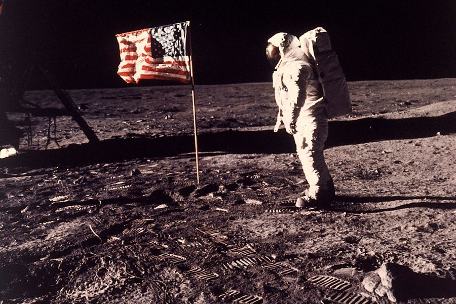 Picture of Apollo 11 at 50: How the moon landing changed the world