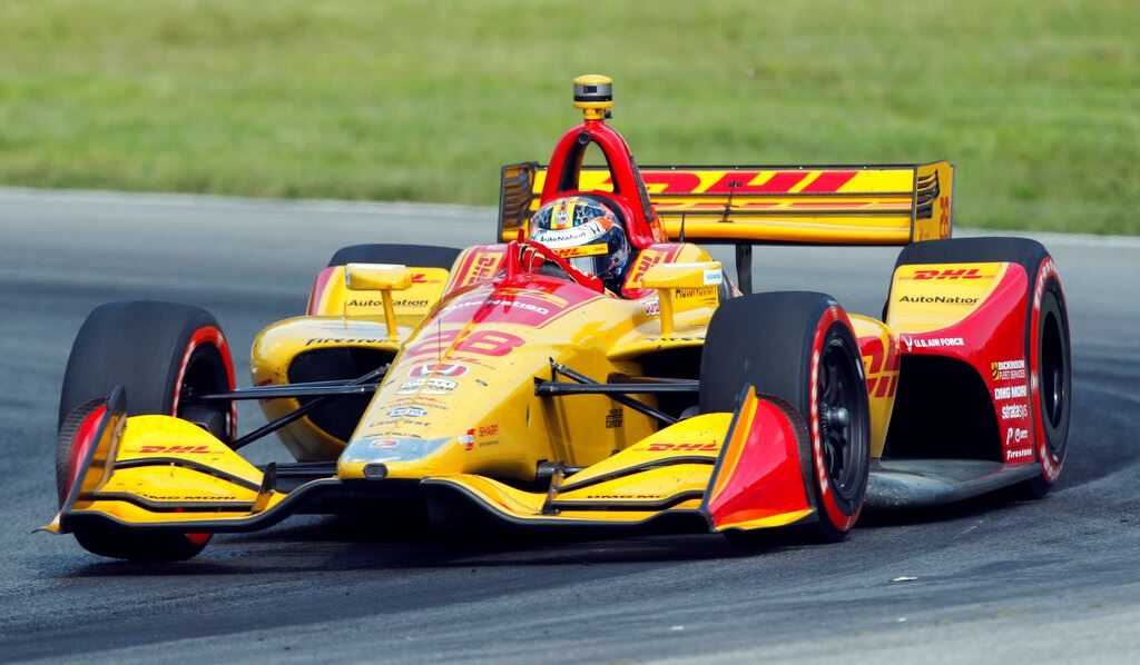 Picture of IndyCar to use hybrid technology to boost horsepower, safety