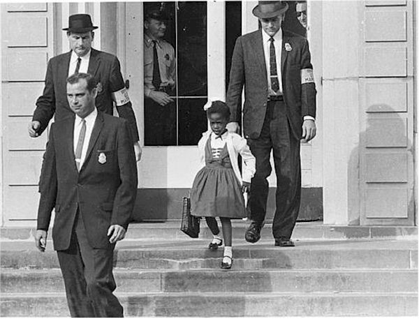 Picture of Child Hero: Ruby Nell Bridges
