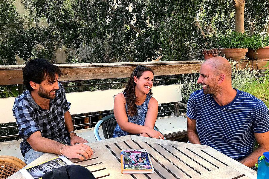 Picture of Kibbutz in the city? The healing mission of Israel's new communes.