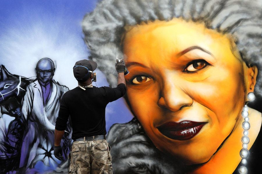 Picture of Author Toni Morrison remembered for her 'visionary force'