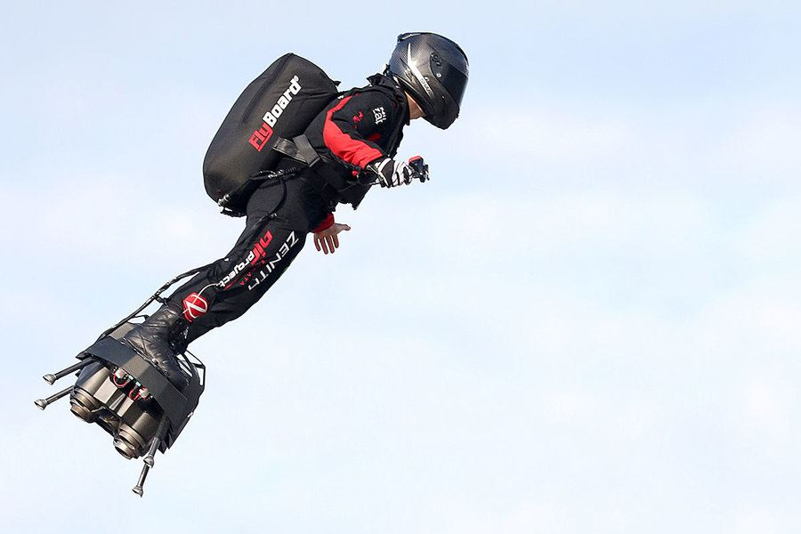 Picture of Not just a toy: Channel-hopping hoverboard draws military's eye