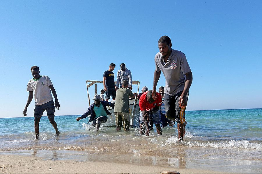Picture of Refugees and the real-life implications of climate change