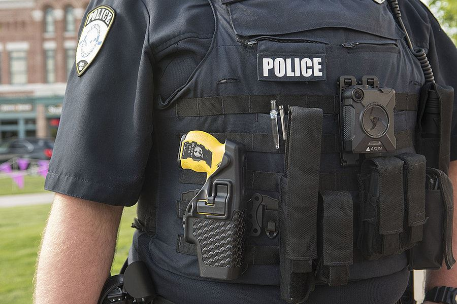 Picture of The body cam revolution: What it has, and hasn't, accomplished