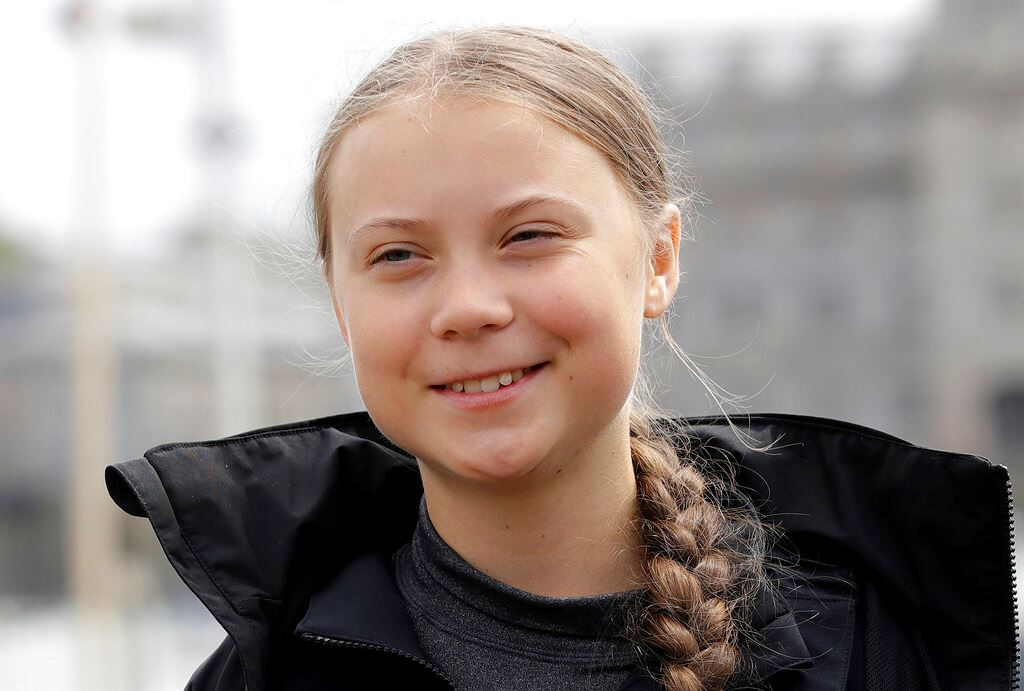 Picture of Teen activist sails across Atlantic to go to climate meeting