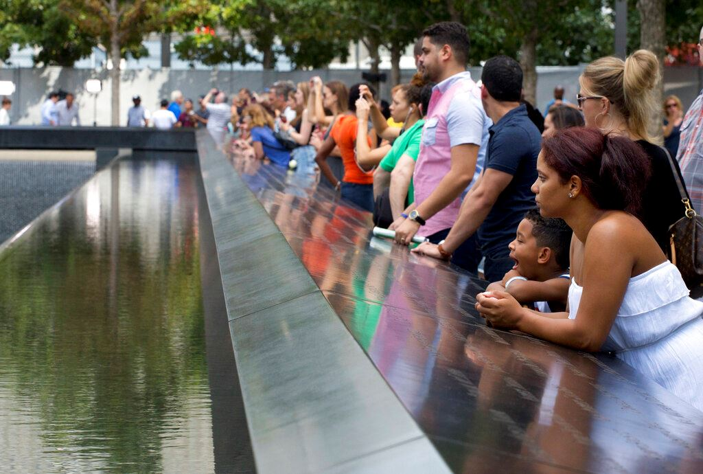 Picture of US to commemorate 9/11 as its aftermath extends and evolves