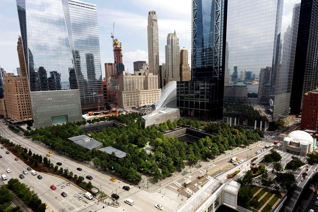Picture of 18 years later, America vows to 'never forget' 9/11