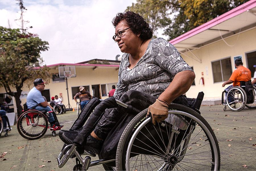 Picture of Job horizons widen for those with disabilities