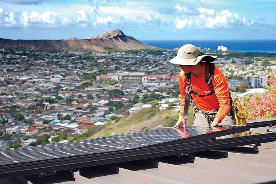 Picture of Will Hawaii lead the renewable revolution?
