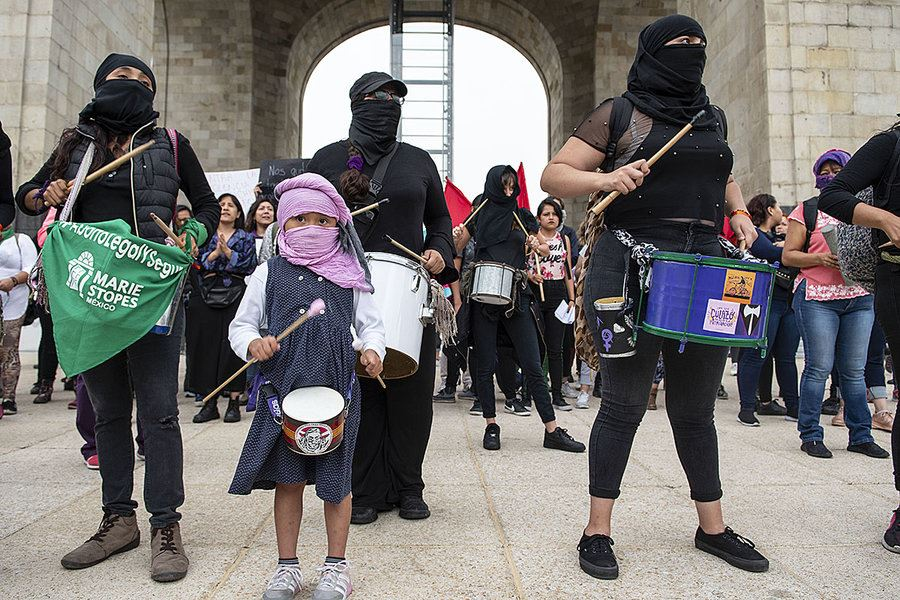 Picture of How attacks on women mobilized Mexico's 'feminist earthquake'