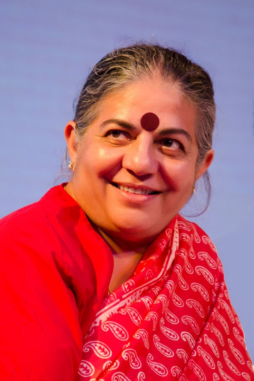 Picture of Dr. Vandana Shiva