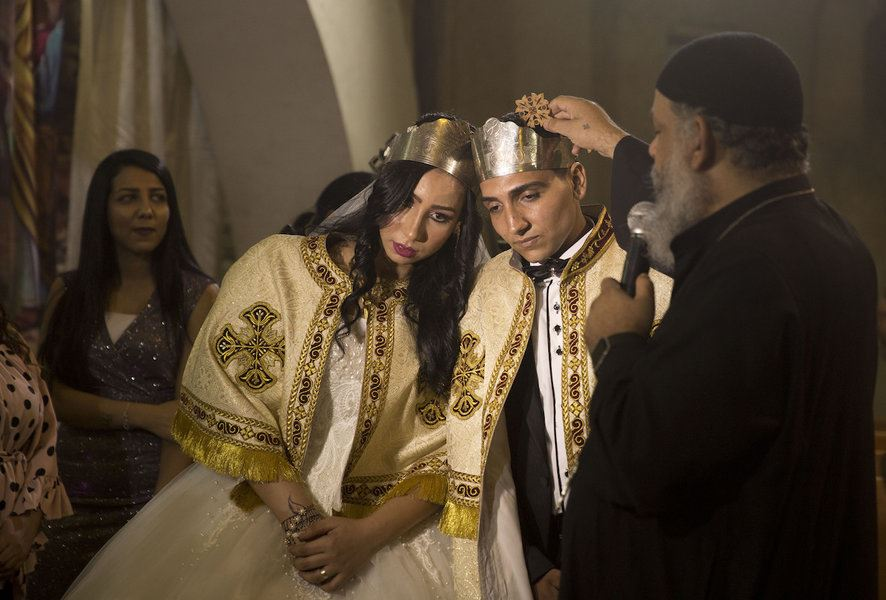 Picture of Coptic in Cairo: Woman challenges Islamic inheritance laws