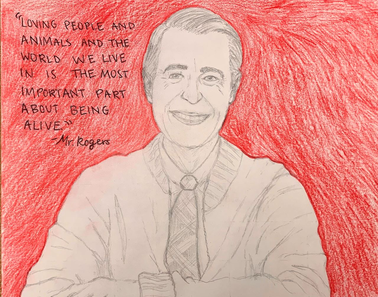 Picture of Mister Rogers  by Olivia D from Liberty, Missouri