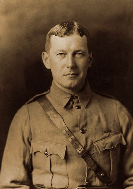 Picture of John McCrae