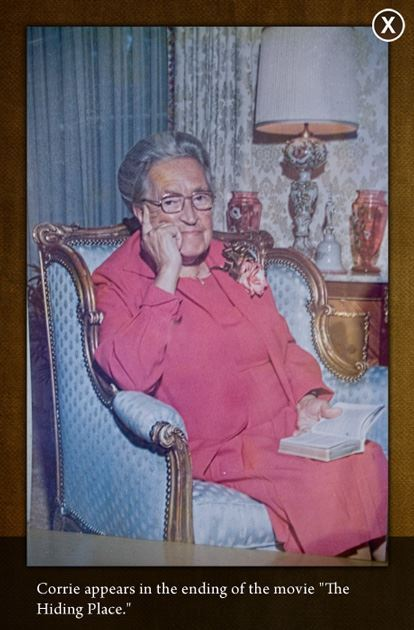 Picture of Corrie ten Boom
