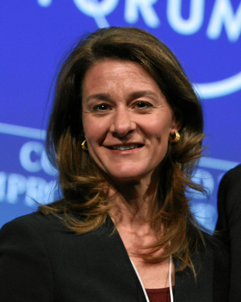 Picture of 2019 MY HERO Global Educator Award Winner Melinda Gates