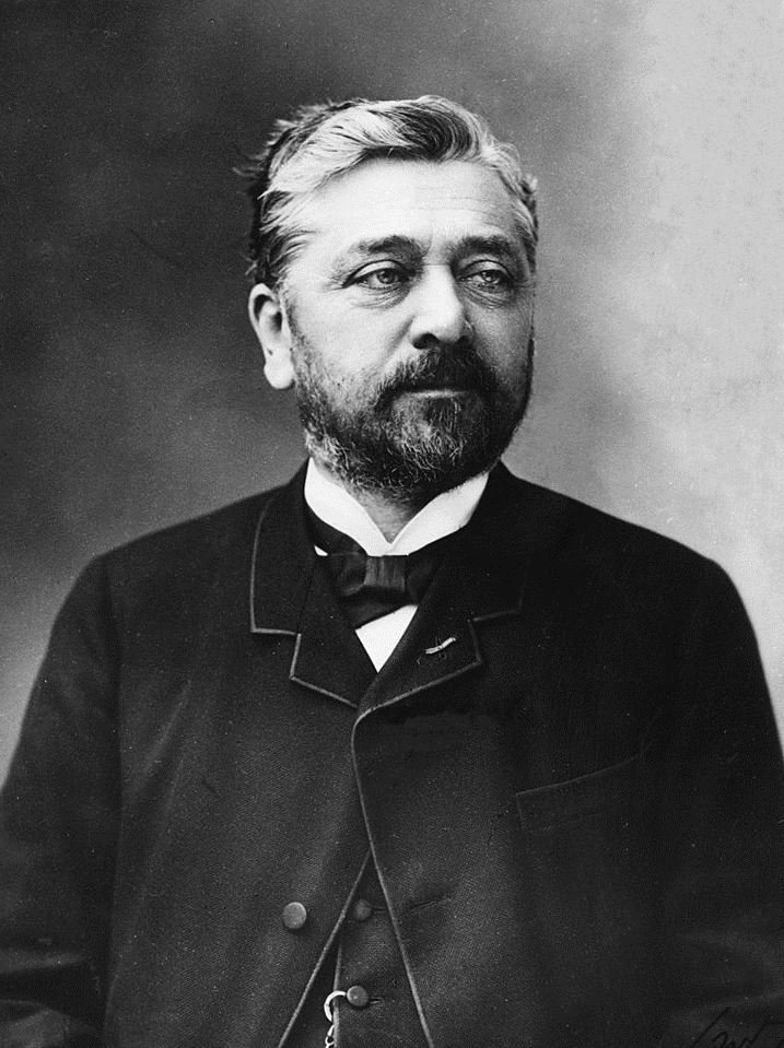Picture of Gustave Eiffel