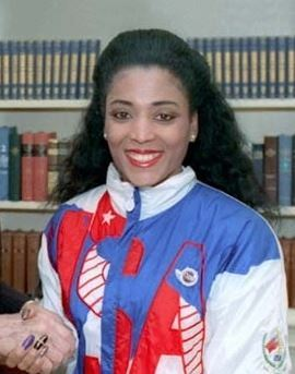 Picture of Florence Griffith Joyner