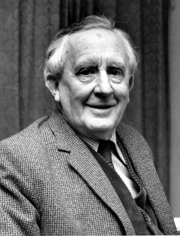 Picture of John Ronald Reuel Tolkien