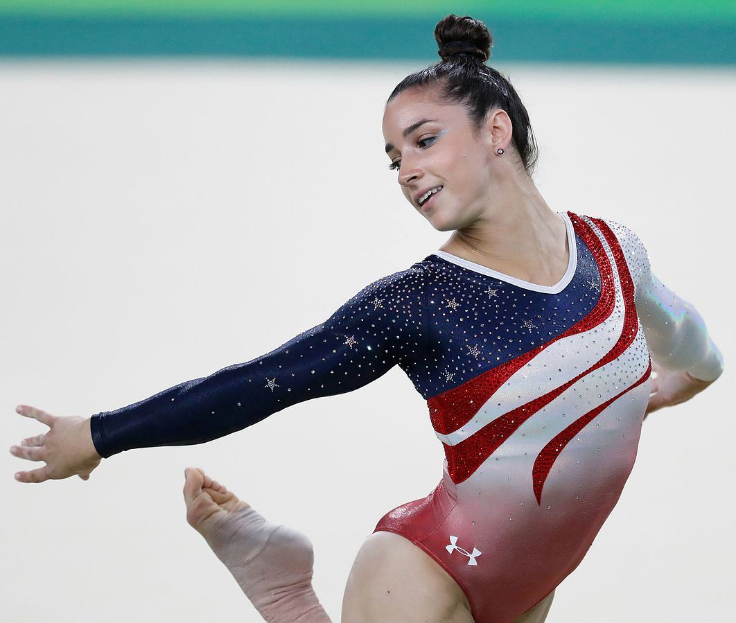 Picture of Aly Raisman: Winner of Much More Than the Obvious