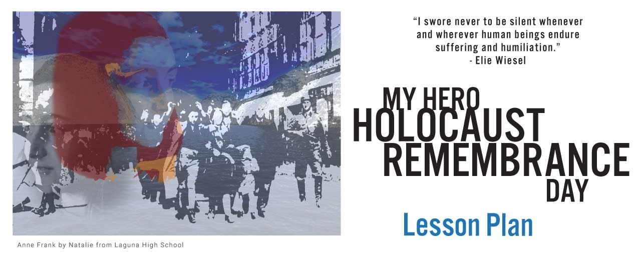 Holocaust Remembrance Lesson Plan