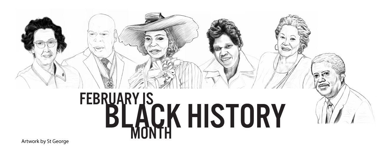 Black History Month begins