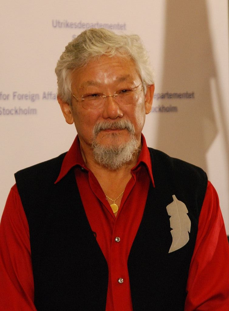 Picture of David Suzuki