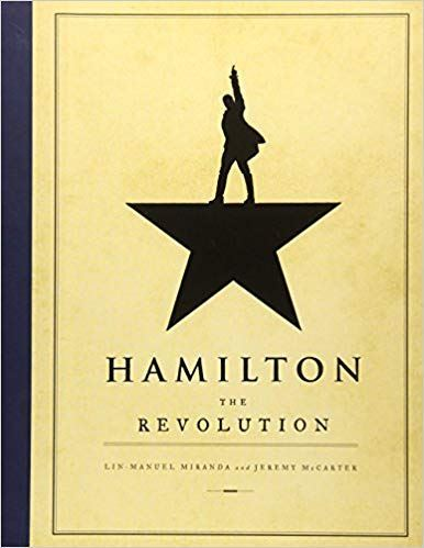 Picture of Hamilton: The Revolution (hardcover)
