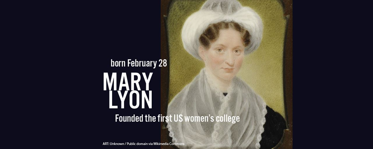 Picture of Mary Lyon