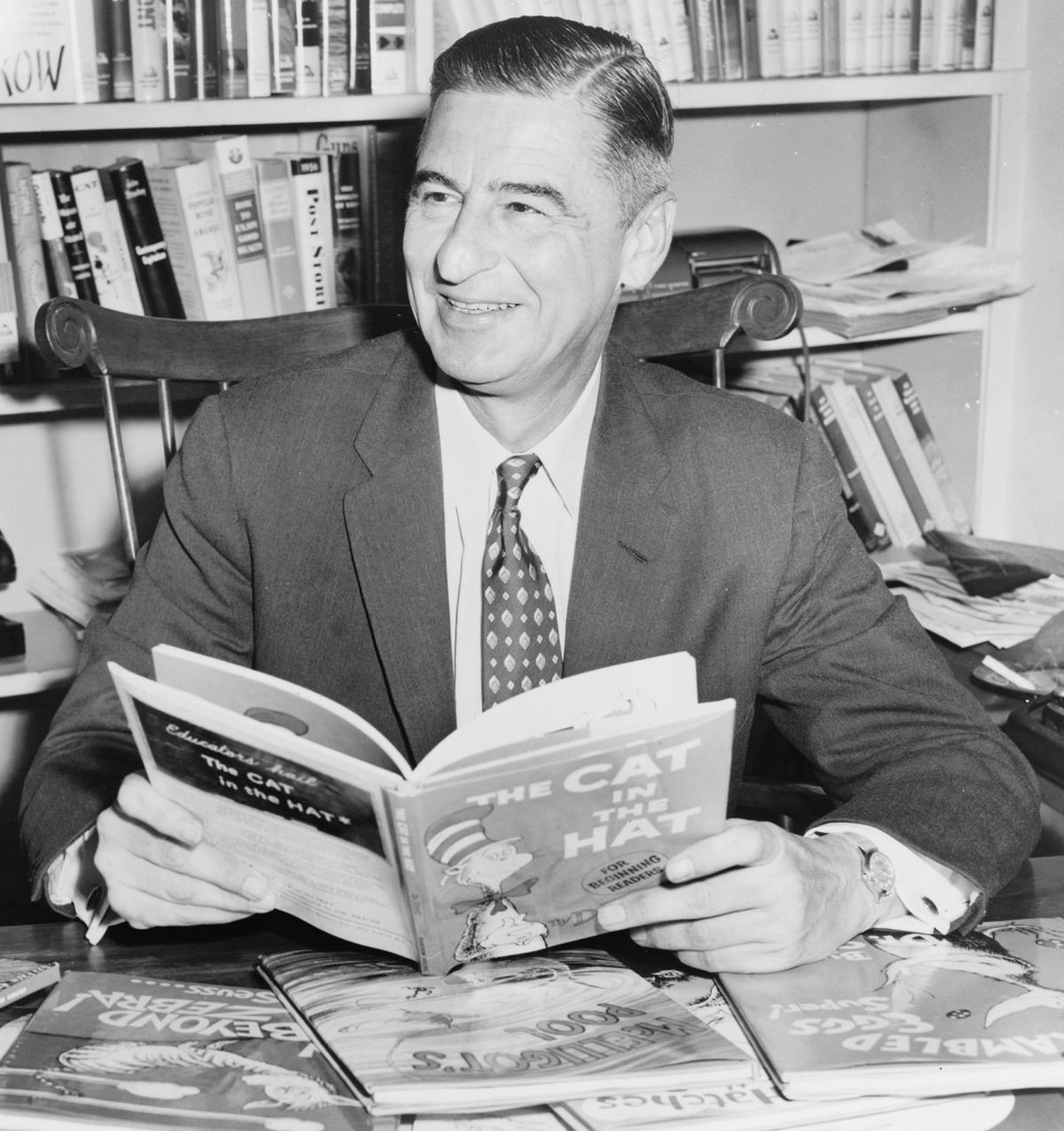 Picture of Theodor Seuss Geisel  (Dr. Seuss)