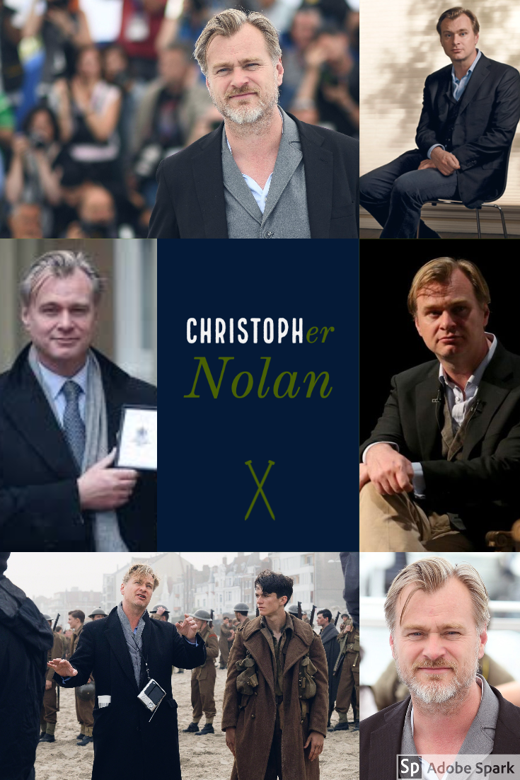 Picture of Christopher Nolan