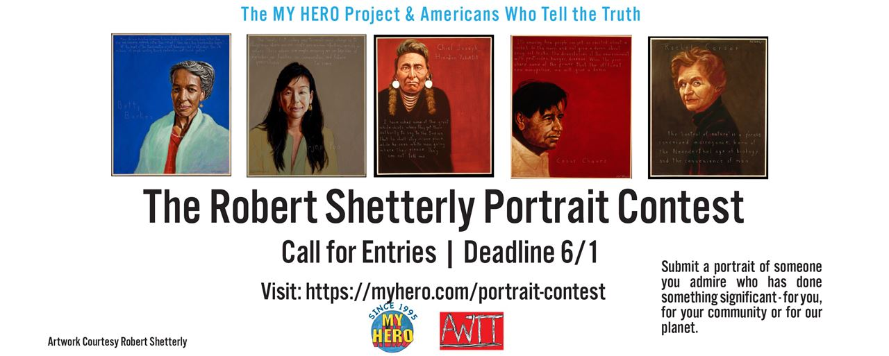 Shetterly Portrait Contest
