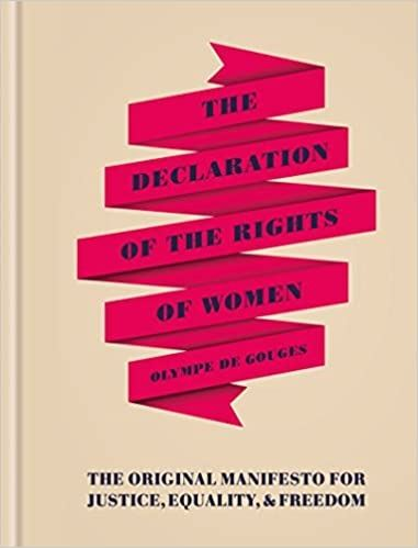 Picture of The Declaration of the Rights of Women