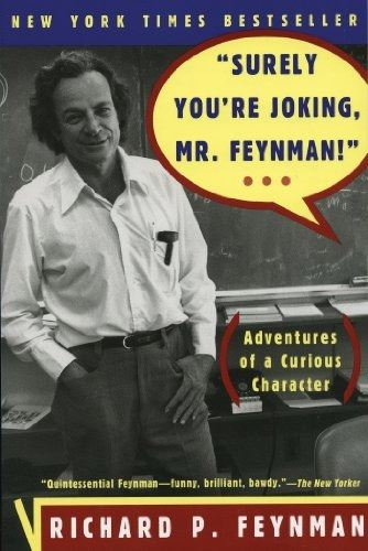 "Picture of ""Surely You're Joking, Mr. Feynman!"": Adventures of a Curious Character"