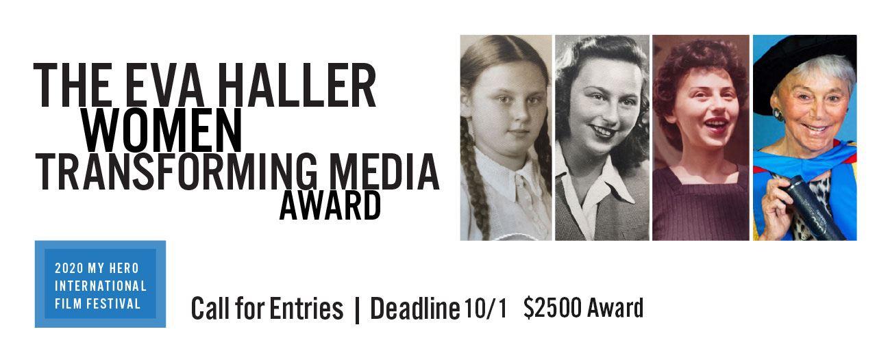 Eva Haller Women Transforming Media Award