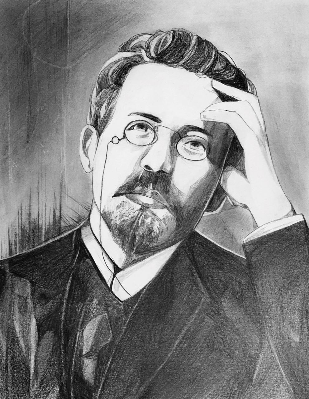 Picture of Anton Chekhov