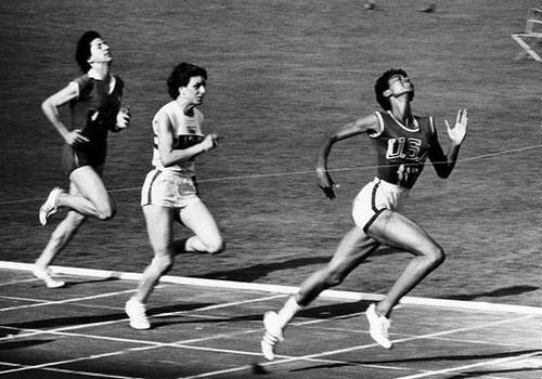 Picture of Wilma Rudolph