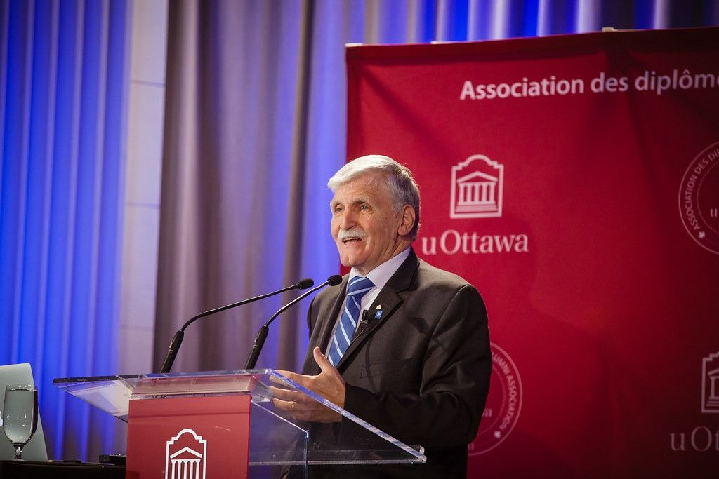 Picture of Romeo Dallaire