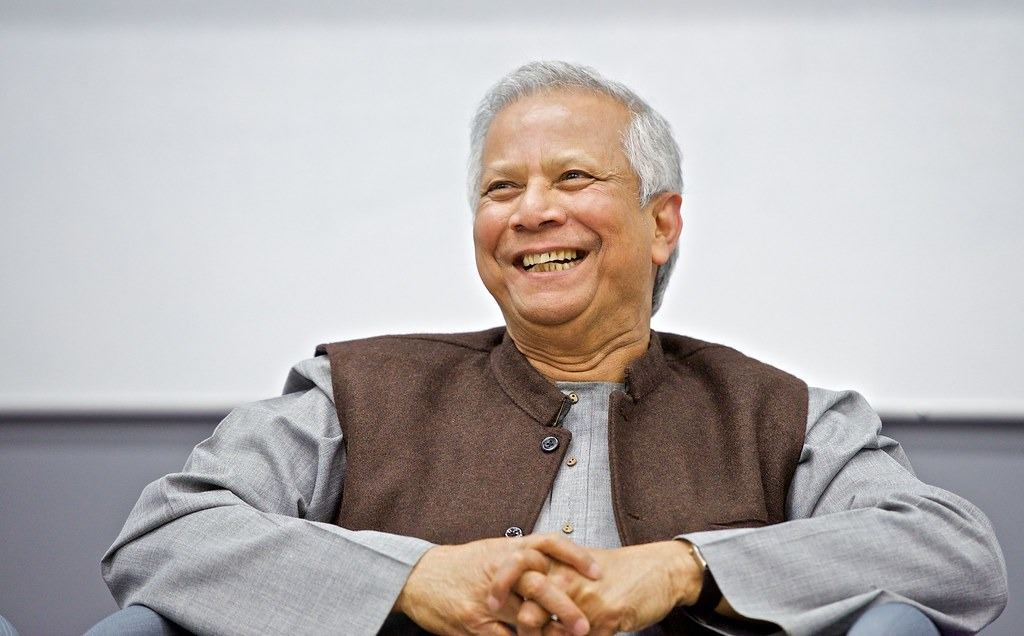 Picture of Muhammad Yunus
