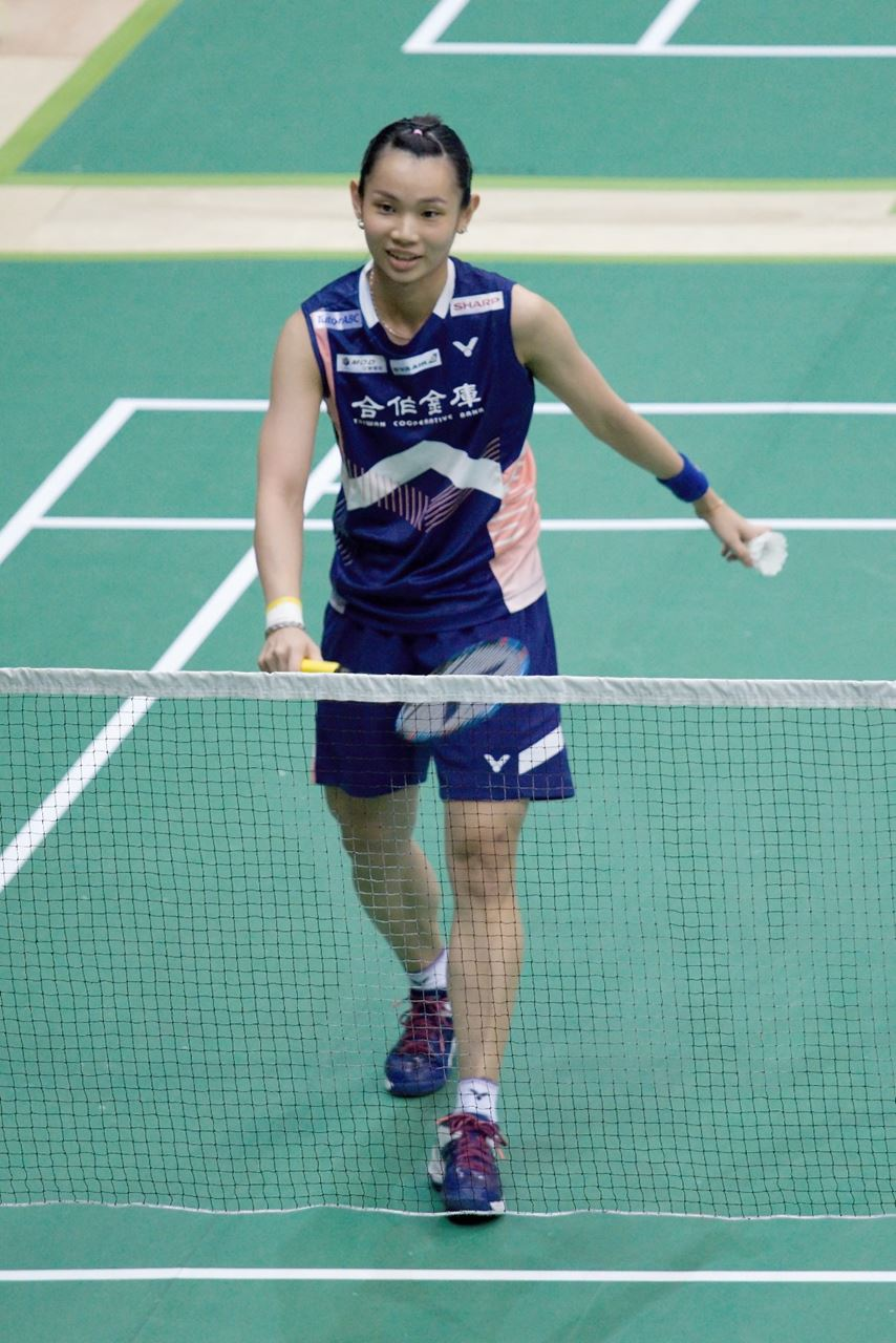 Picture of Tai Tzu-Ying