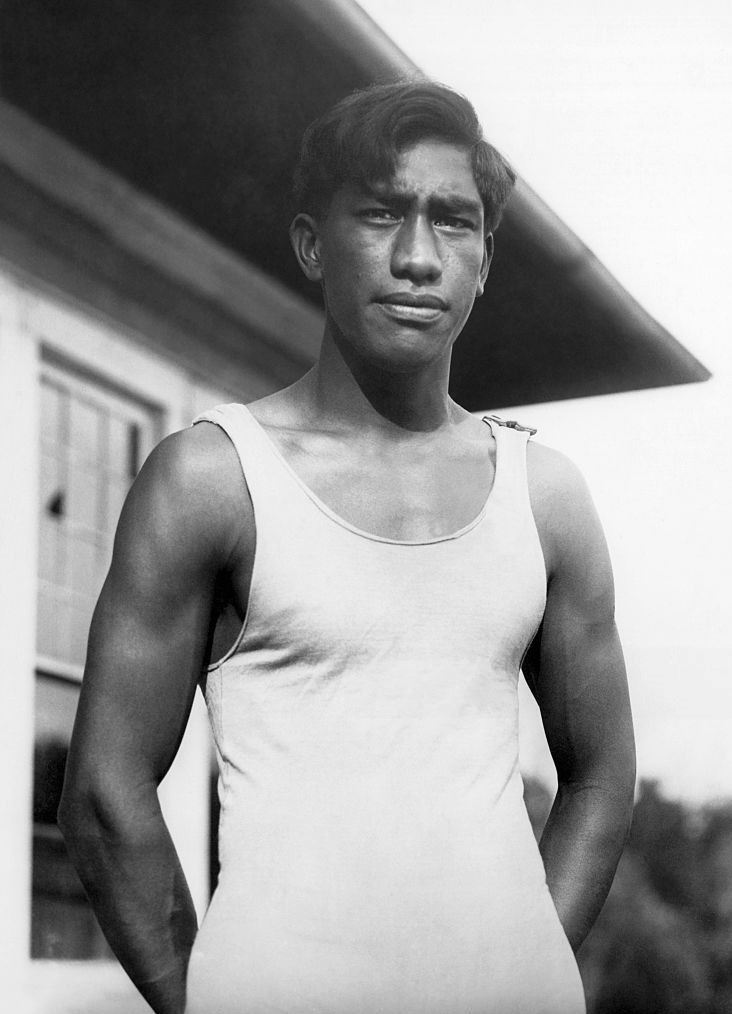 Picture of Duke Kahanamoku: An Ordinary Man Who Made An Impact