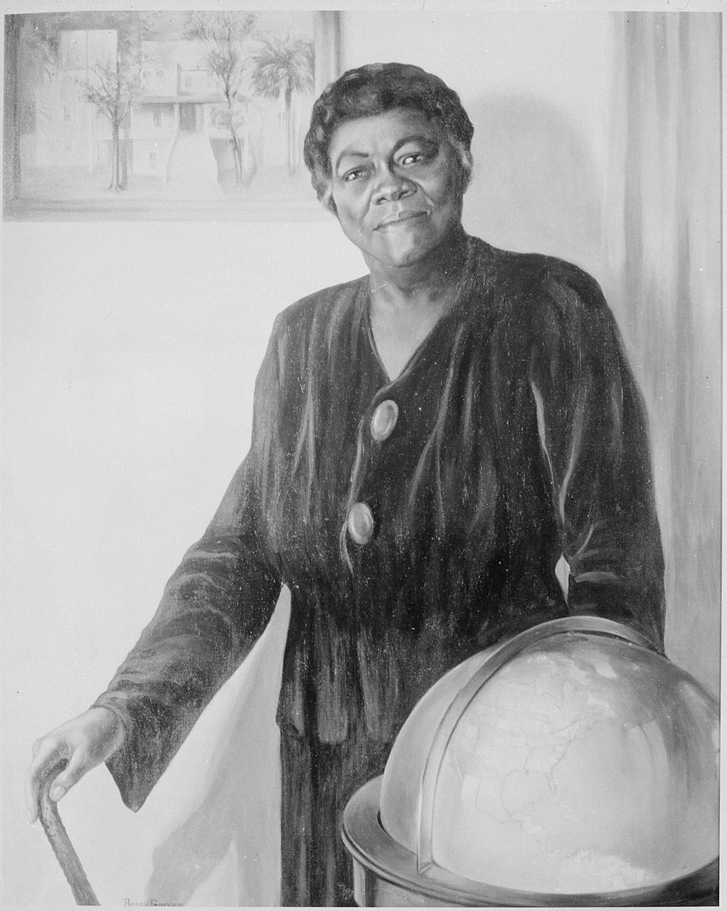 Picture of Mary McLeod Bethune