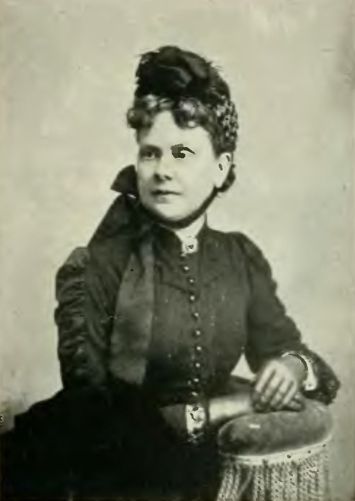 Picture of Amelia Stone Quinton