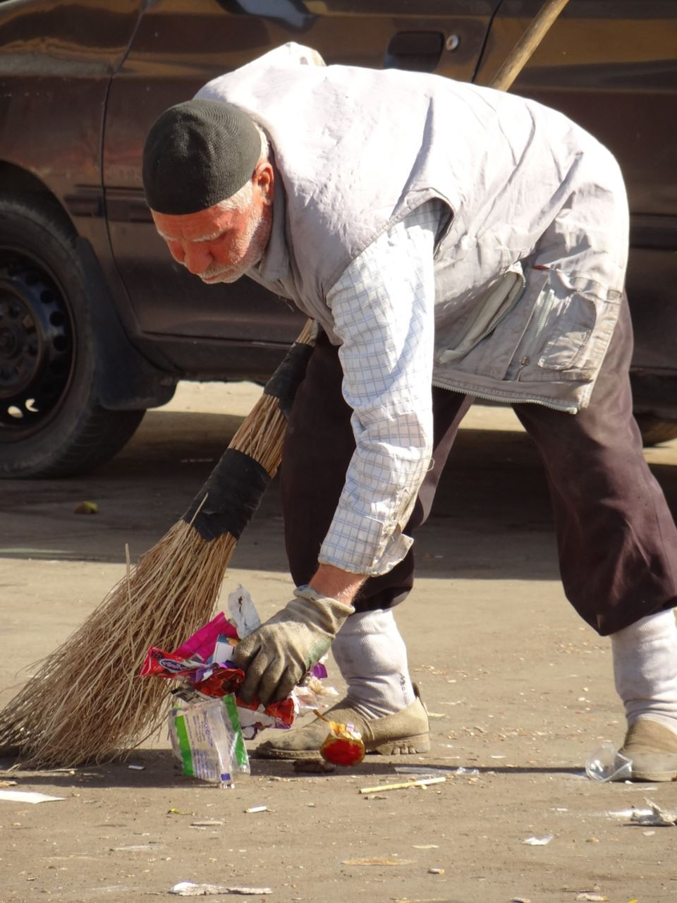 Picture of Coronavirus Hero: Street Sweepers